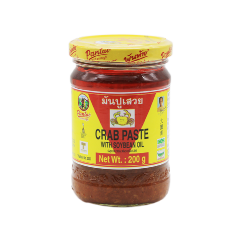 Crab Paste & Soya Bean OIL 'Pantai' 200g - Tangola Pty Ltd