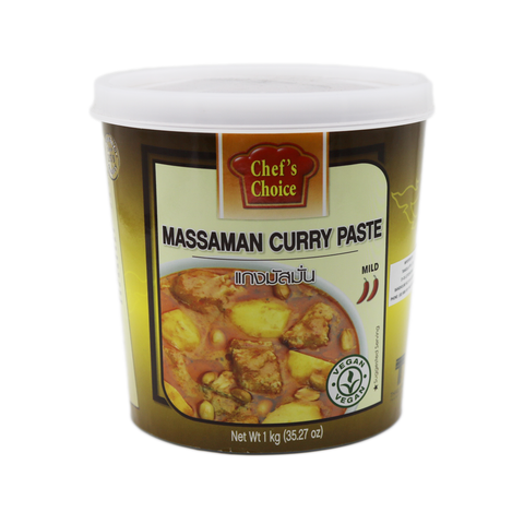 Curry Paste 'Chef's Choice' Massaman 1kg - Tangola Pty Ltd