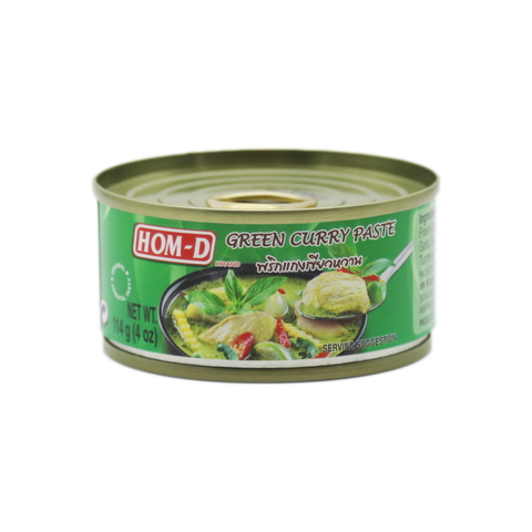 Curry Paste 'Hom D' Green 114g - Tangola Pty Ltd