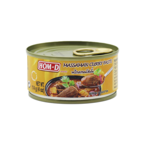 Curry Paste 'Hom D' Massaman 114g - Tangola Pty Ltd