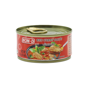 Curry Paste 'Hom D' Red 114g - Tangola Pty Ltd
