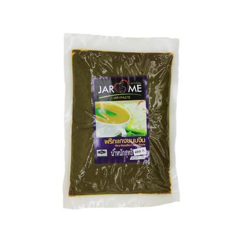 Curry Paste 'Jarome' Red (Southern Style) 400g - Tangola Pty Ltd