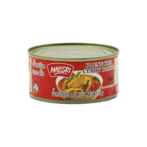 Curry Paste 'Mae Sri' Kua 114g - Tangola Pty Ltd