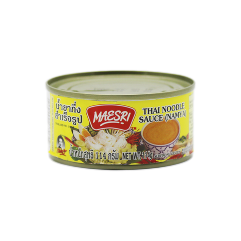 Curry Paste 'Mae Sri' Thai Noodle 114g - Tangola Pty Ltd