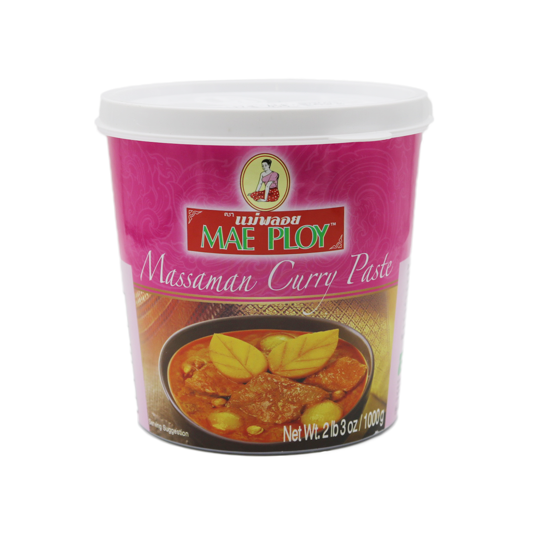 Curry Paste 'Maeploy' Massaman 1kg - Tangola Pty Ltd