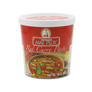Curry Paste 'Mae Ploy' Red 400g