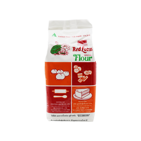 Flour Special 'Red Lotus' 1kg