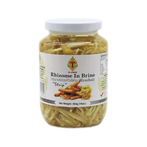 Krachai Pickled Strip 'D-Jing' 454g - Tangola Pty Ltd