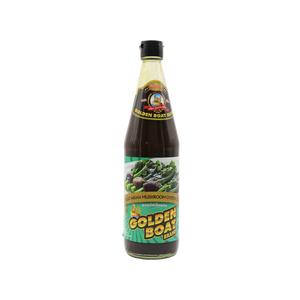 Oyster Sauce Vegetarian 'Golden Boat' 680ml - Tangola Pty Ltd