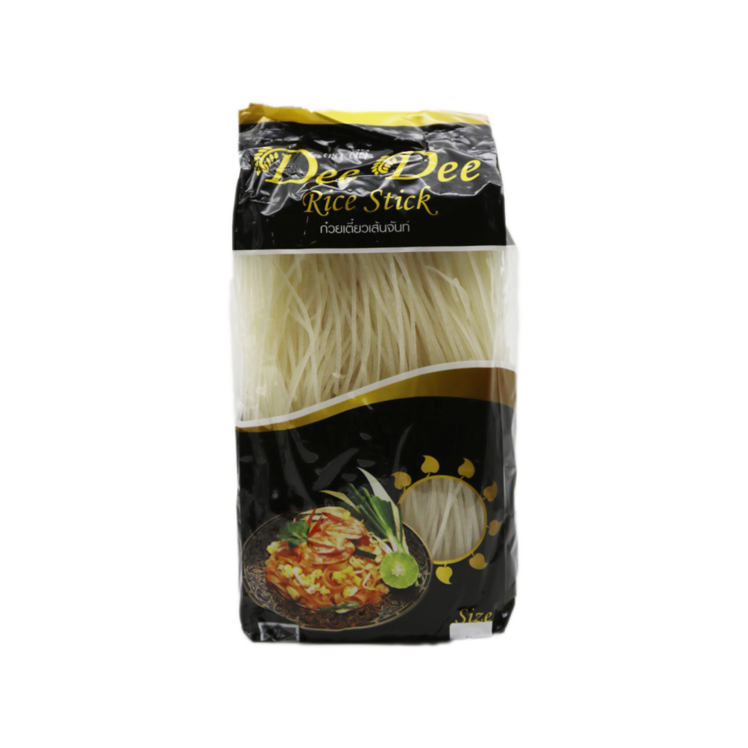 Rice Stick Noodle 'Dee Dee' 3mm 400g - Tangola Pty Ltd
