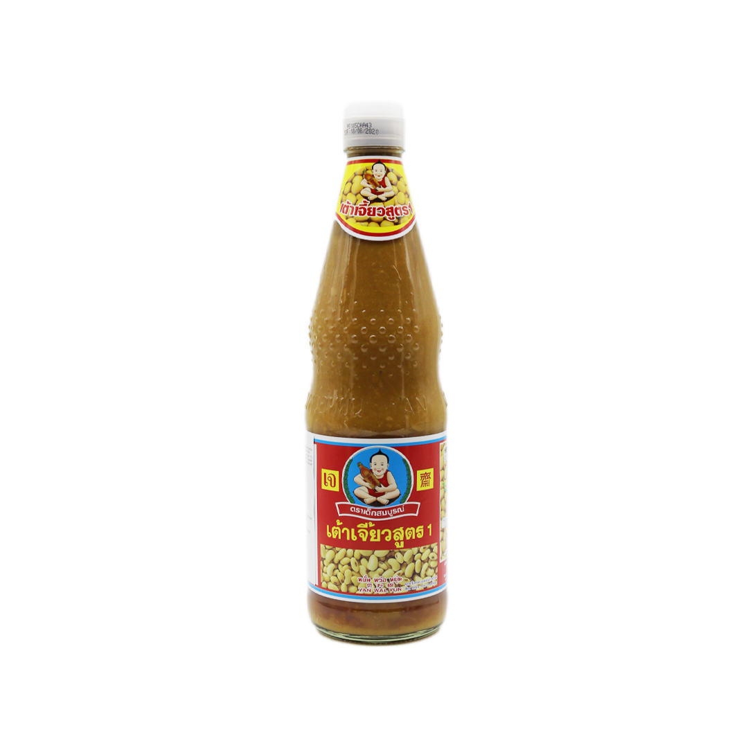 Soya Bean Paste 'Healthy Boy' 700ml - Tangola Pty Ltd