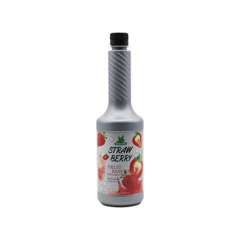 Syrup 'Nature's Taste' Strawberry Fruit Preparation 750ml - Tangola Pty Ltd