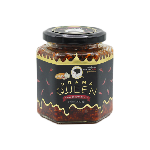 Thai Crispy Chili 'Drama Queen' 200g