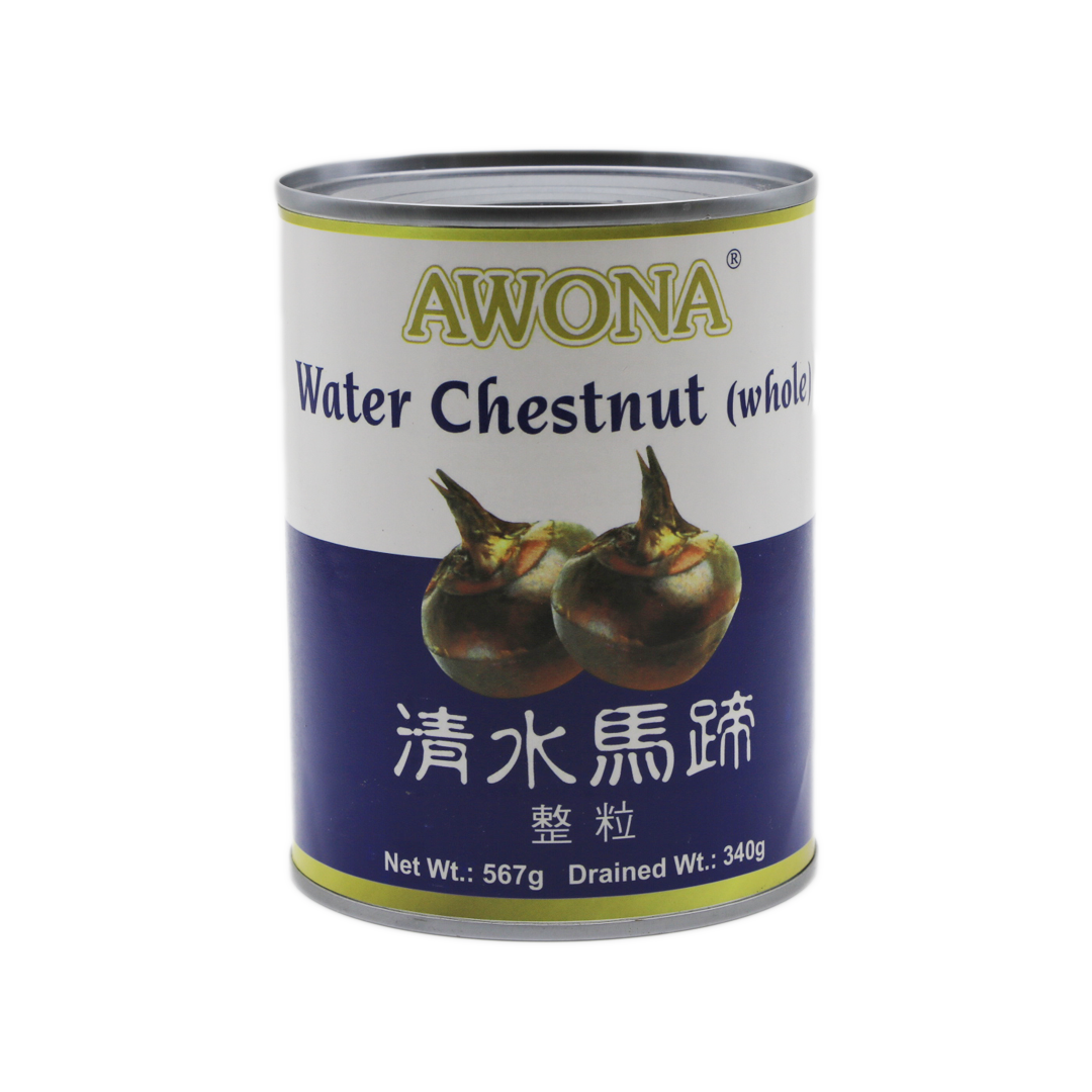 Water Chestnut 567g - Tangola Pty Ltd