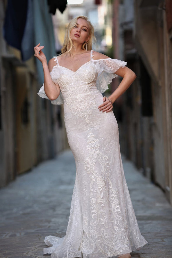 "Wedding Dress ""Sasha"""