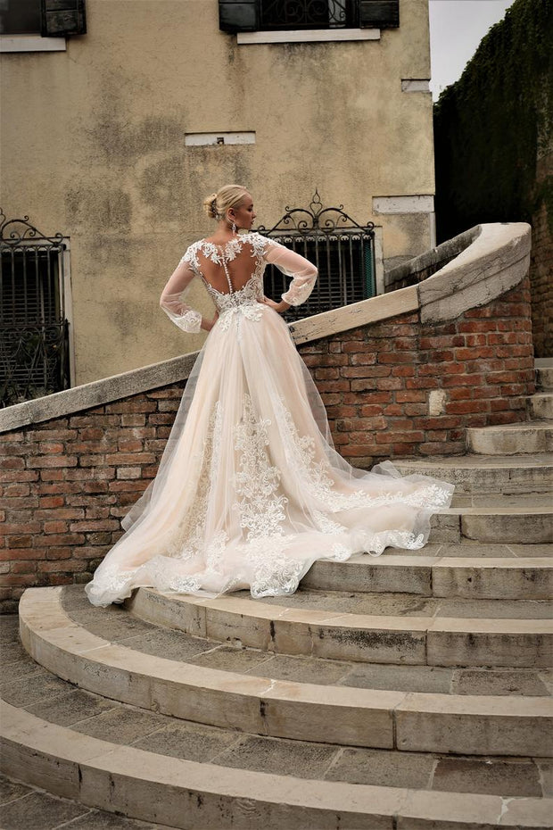 "Wedding Dresses ""Ludmila"""