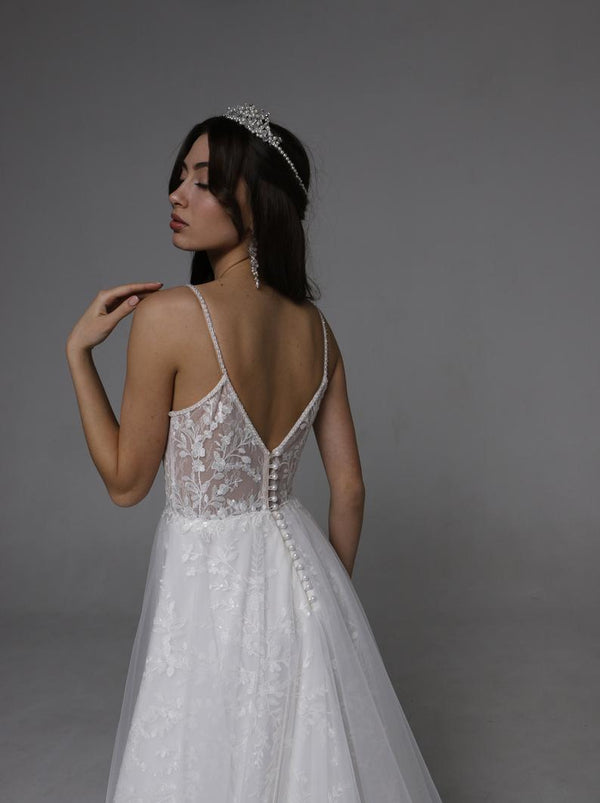 "Wedding Dresses ""Kate ""Beach Wedding Dress"