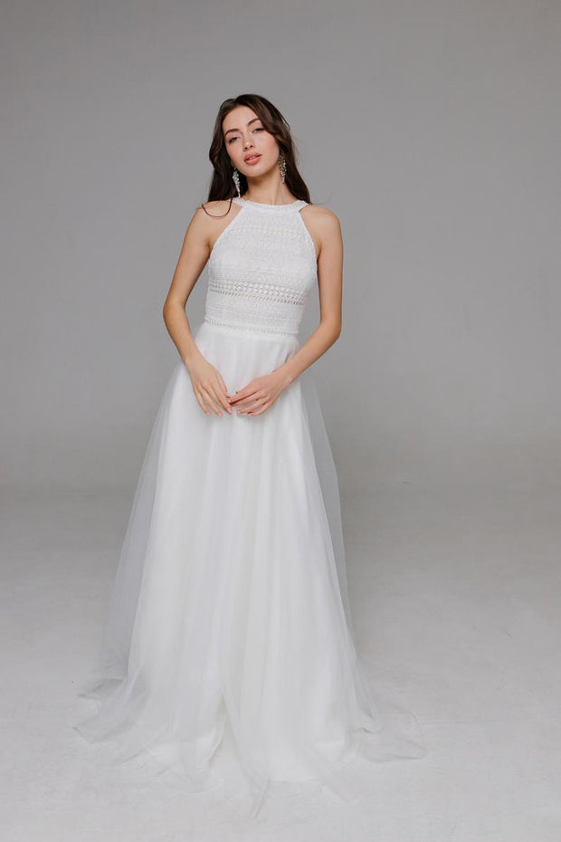 "Wedding Dresses ""Molly"" Summer Wedding Dress"