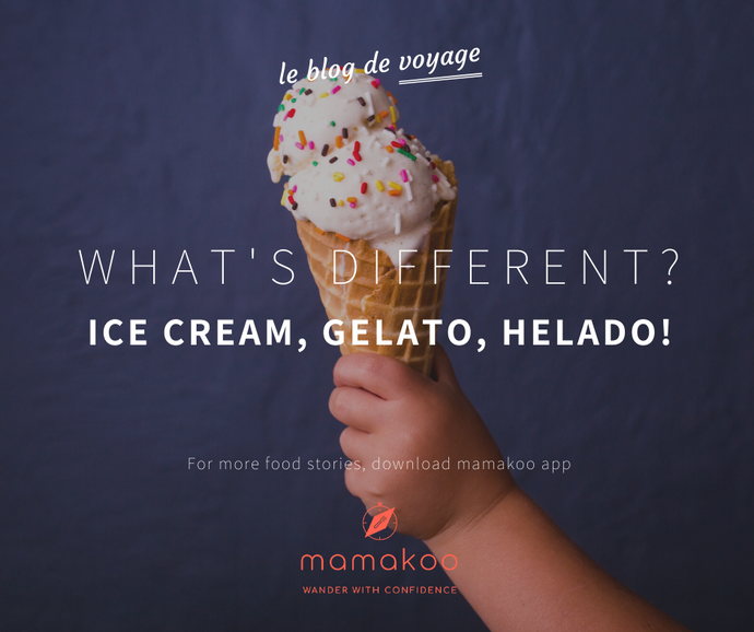 🍦 What's the Difference? Ice Cream vs Gelato vs Helado