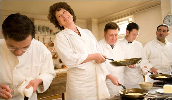 Julie and Julia Meryl Streep movie