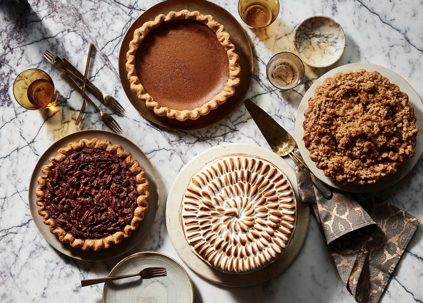 mah ze dahr bakery ny thanksgiving pie pre-order