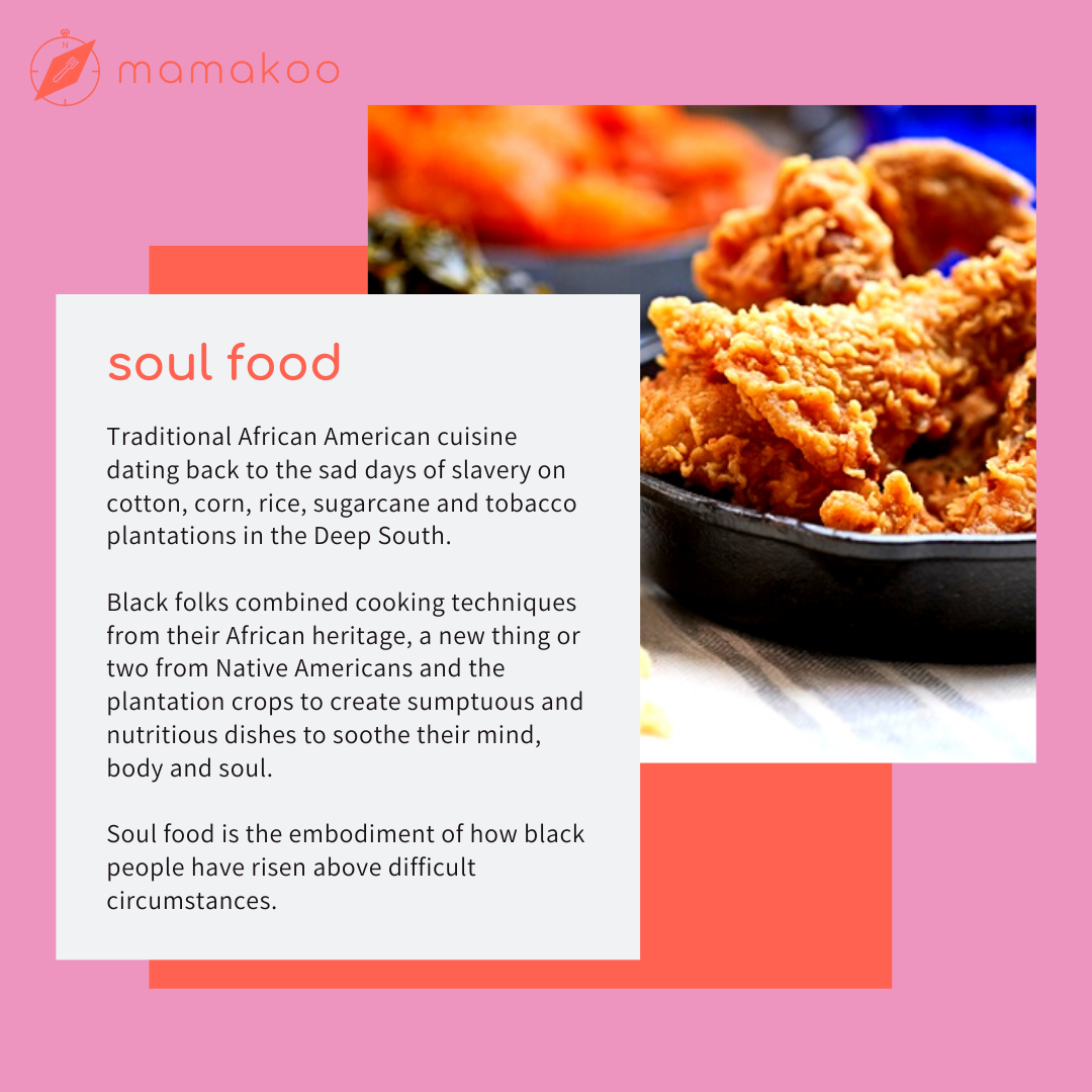 soul food blm black lives matter