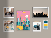 Load image into Gallery viewer, New York City Postcards (Set of 10)