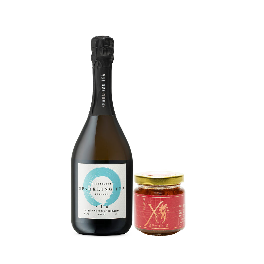 Sparkling Tea and XO Sauce Combo Promotion