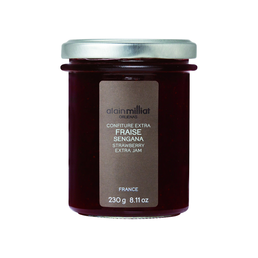 Alain Milliat Sengana Strawberry Extra Jam (230g)