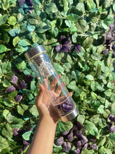 Load image into Gallery viewer, Shiva Smoke Dream Amethyst Infusion Flask