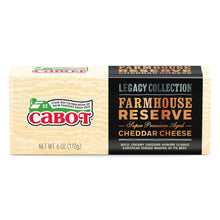 Load image into Gallery viewer, Farmhouse Reserve Cheddar Cheese