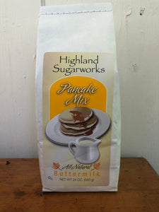 Highland Sugarworks Buttermilk Pancake Mix