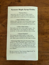 Load image into Gallery viewer, The Official Vermont Maple Cookbook