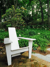 Load image into Gallery viewer, Mid-Century Modern Style Adirondack Chair
