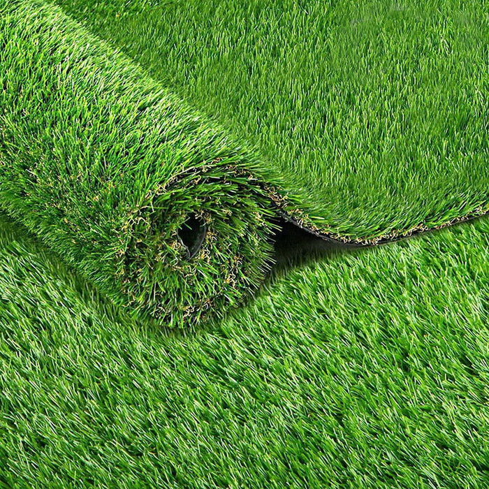 2m x 5m Synthetic Turf Artificial Grass Plastic Plant Fake Lawn 20mm