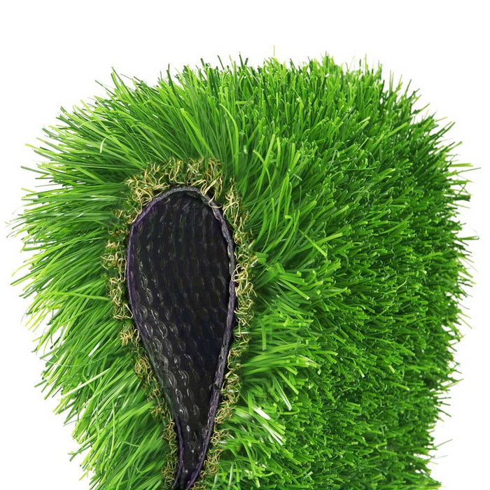 Artificial Synthetic Grass 1 x 5m 40mm - Natural