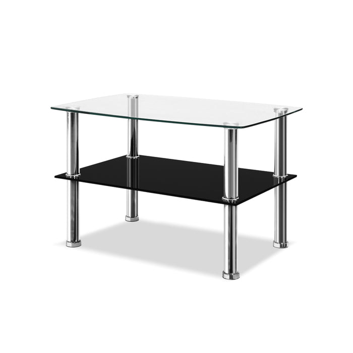 Dumor Glass Coffee Table