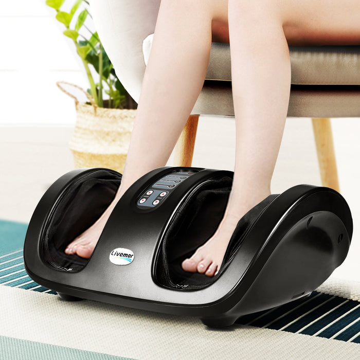 Foot Massager Black