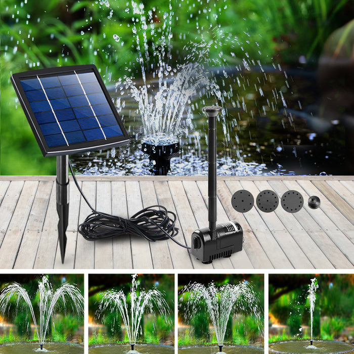 200L/H Submersible Fountain Pump