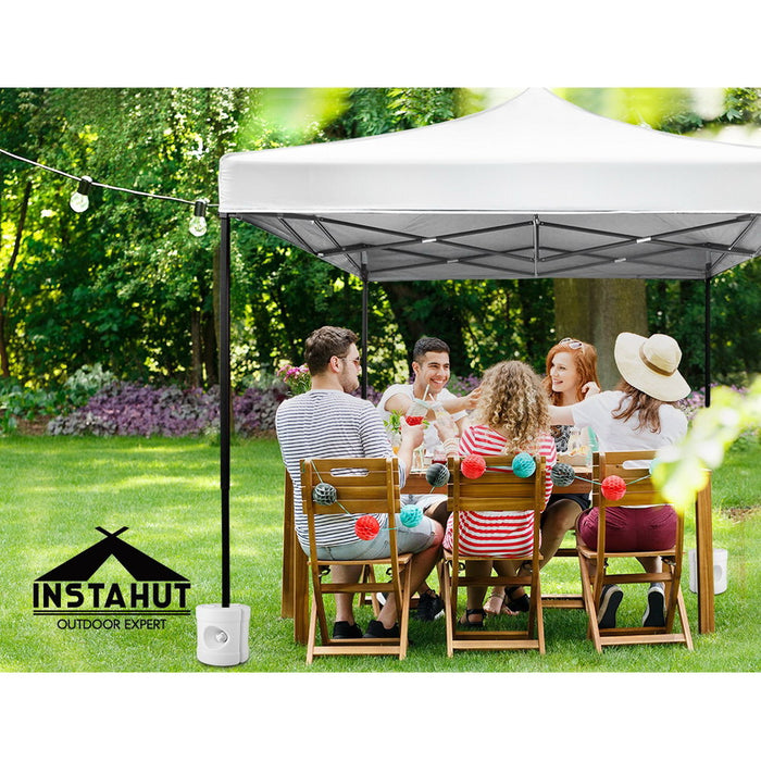 Gazebo Pop Up Marquee Outdoor Base Pod Kit Wedding Tent Canopy Leg