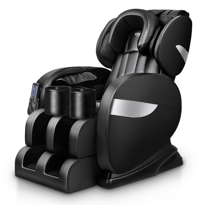 Electric Massage Chair - Black