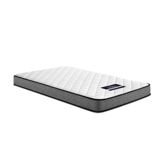 Bedding King Single Size 13cm Thick Spring Foam Mattress