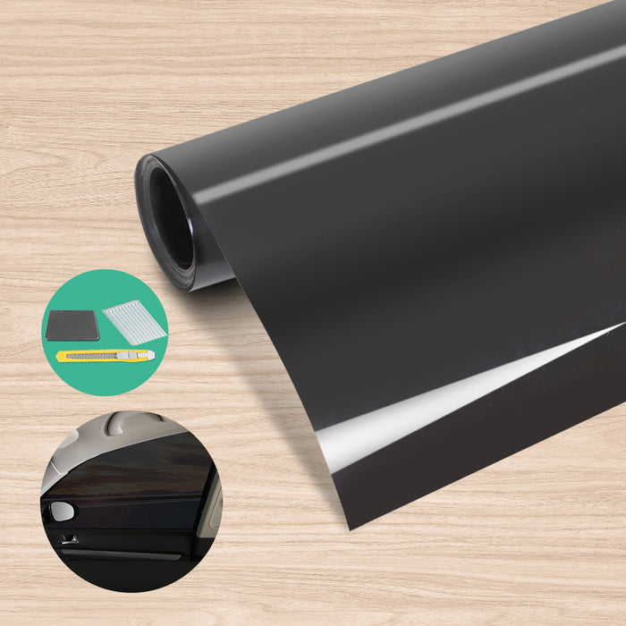 Window Tint Film Black Commercial Car Auto House Glass 76cm X 7m VLT 5%
