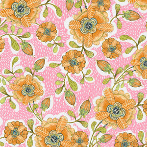 Image of Happy Blossoms in Pink - Blend - Cori Dantini - Hello World