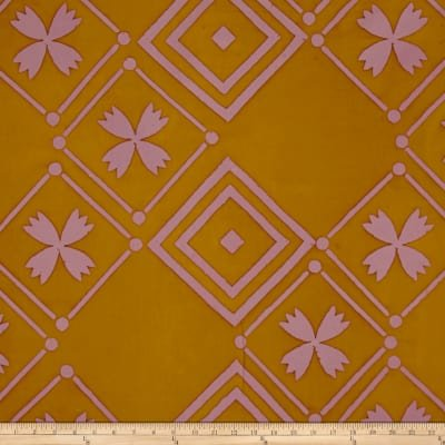 Image of Tile in Goldenrod - Andover - Alison Glass - Handcrafted Patchwork