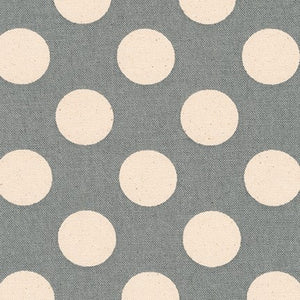 Image of Canvas Dot in Slate - Sevenberry