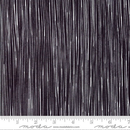 Image of Stripes in Black and White - Moda - Gingiber - Thicket