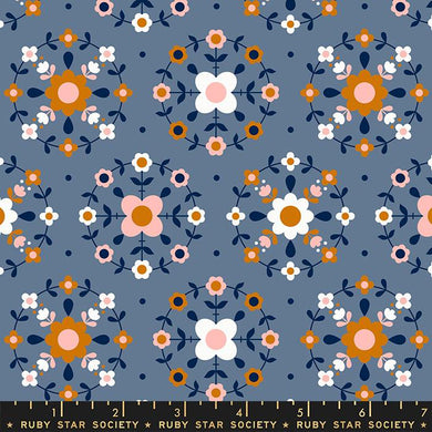 Image of Folkometry in Denim - Ruby Star Society - Kimberly Kight - Smol - RS3014 12