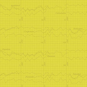 Graph in Yellow - Andover - Giucy Giuce - Color Theory - A9151Y