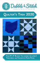 Load image into Gallery viewer, Quilter's Trek 2020 : Our Ohio Kit